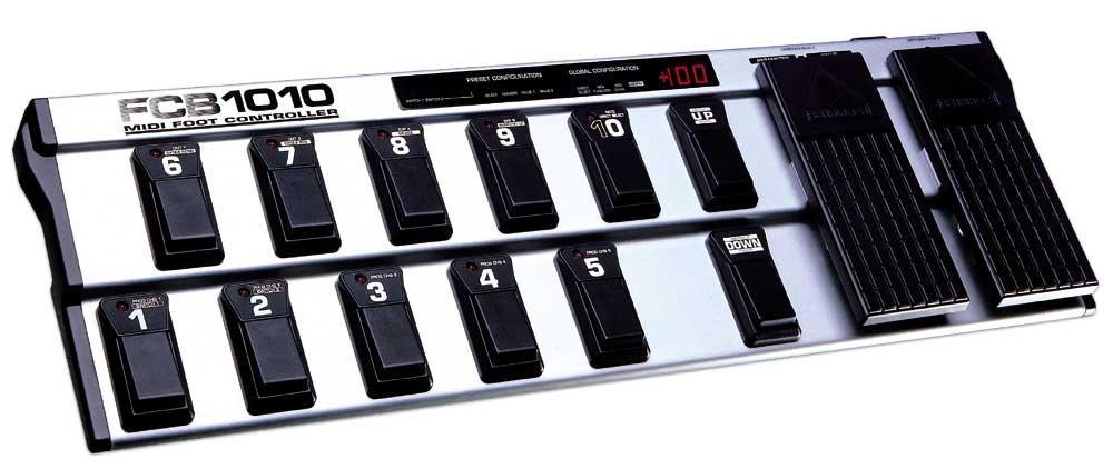 Using Midi Foot Controller-trigger Korg M3 Pads, Latch,Karma